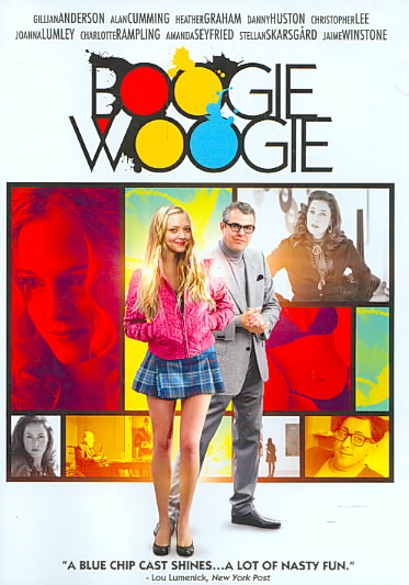 BOOGIE WOOGIE BY GRAHAM,HEATHER (DVD)